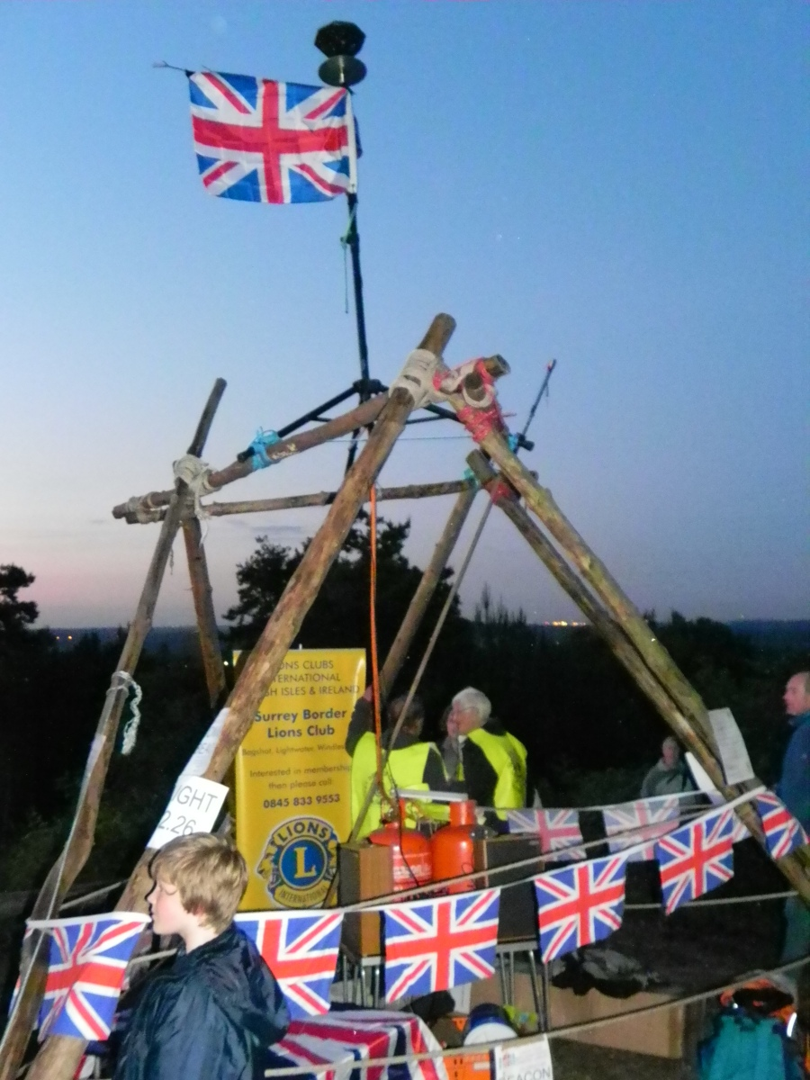 Lightwater Jubilee Beacon 1