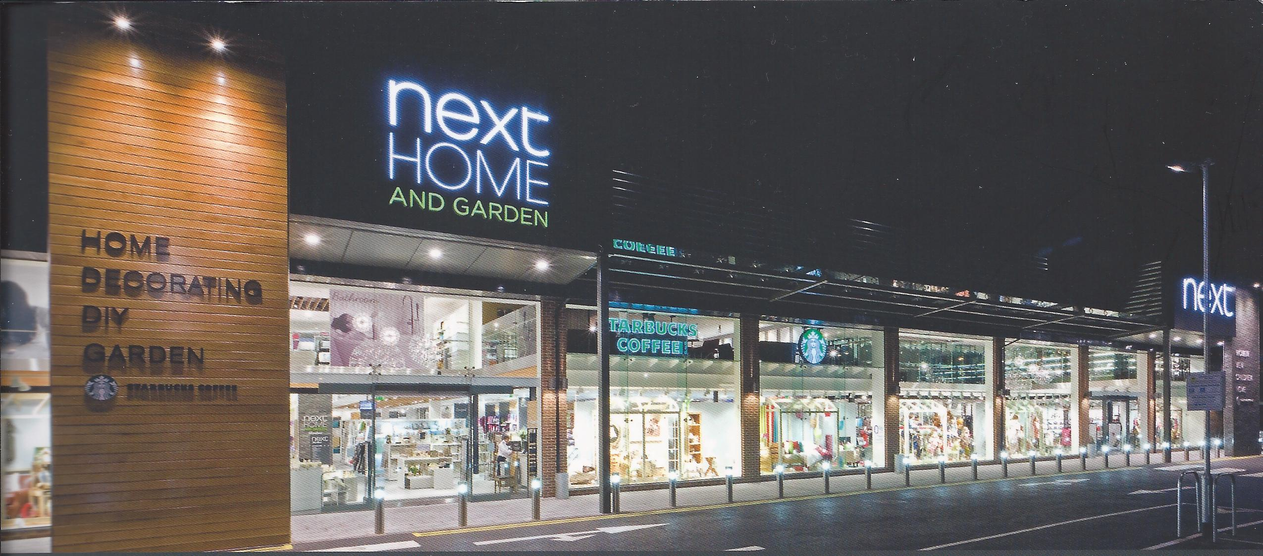 Next S Fashion Home Garden Store In Camberley Lightwater