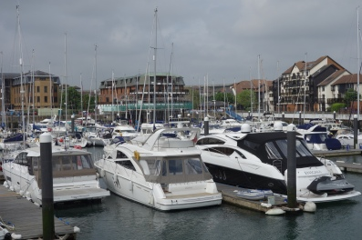 From Ocean Village Marina to Portsmouth Harbour | Lightwater