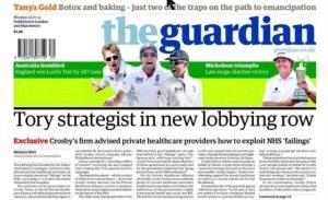Guardian article 22Jul2013