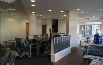 Carson & Co office refurbishment