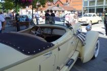 A spectacular American 1934 Auburn Speedster