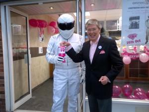 Wear-it-pink day 2012