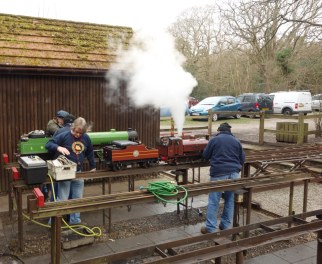 2_FLMR_Steam locos getting ready for service