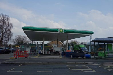 M&S Simply Food at Lightwater petrol station_1