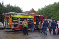 Camberley's Fire Engine