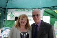 Surrey Heath's Mayor and Consort