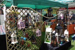 16-A colourful stall