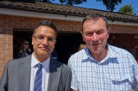 13-Indi Johal of Lightwater Pharmacy and Mike Gilfrin of MGA Planning