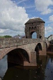 1-Monnow Bridge, Monmouth
