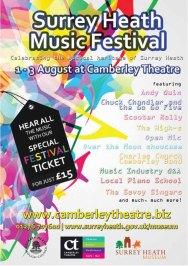 1-Surrey Heath Music Festival
