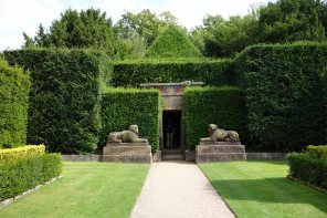 10-Entrance into Egyptian Garden