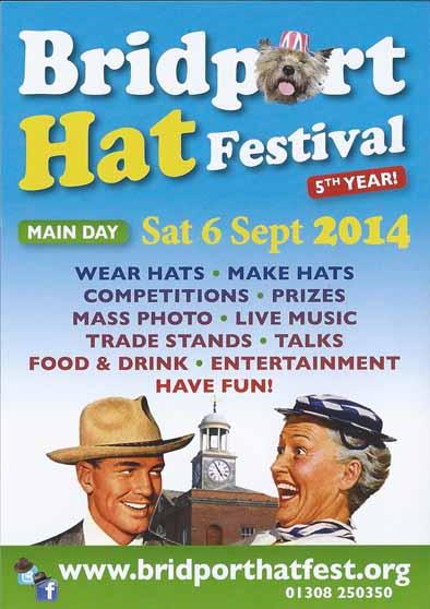 8-Bridport Hat Festival