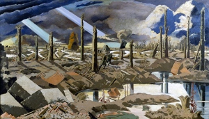Paul Nash, The Menin Road, 1919, IWM