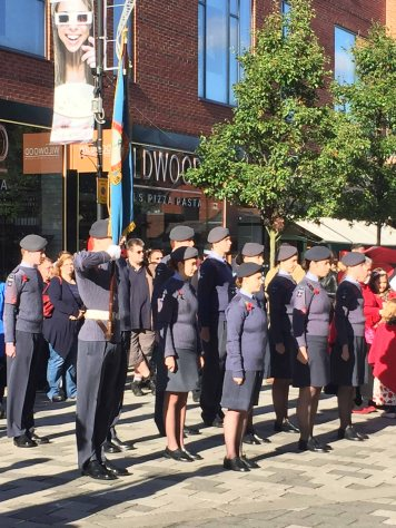 3-Air cadets on parade-3