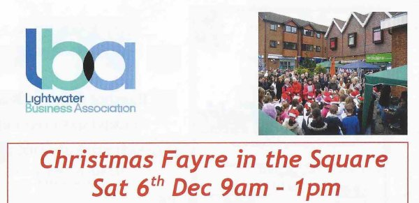 Xmas Fayre in the Square