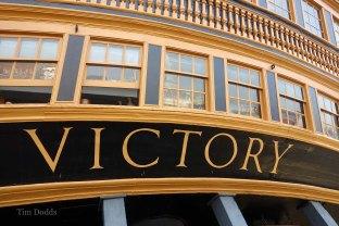 1-Stern of HMS Victory
