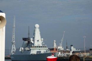 2-HMS Dauntless