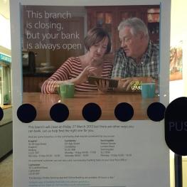 Barclays Bank Notice