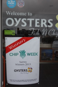 Oysters Chippy 2015