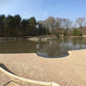 Hammond Lower Pond improvements