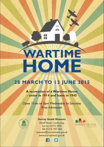 Wartime Home Poster