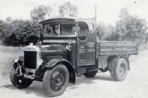 D-Dennis 4 ton lorry 1928