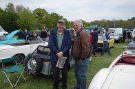 6-Mike's Lotus 7 & Colin's MGA