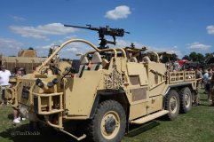 4-Coyote tactical support vehicle