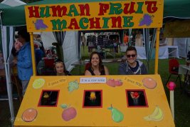 9-The human fruit machine