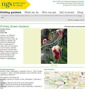 Frimley Green Gardens
