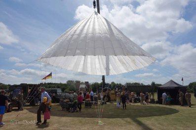 1-Air drop parachute