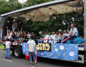 Frimley Green Carnival 2011