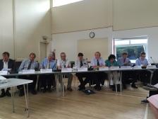 Surrey Heath Local Committee members
