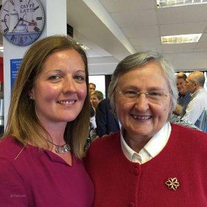 Vivienne Dodd & Jany Dodds