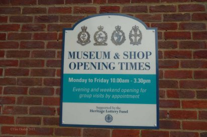 1a- Museum opening hours