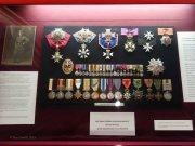 2=Lt Gen Sir Arthur Sloggett's handsome medals