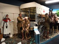 3-Museum display of WW1