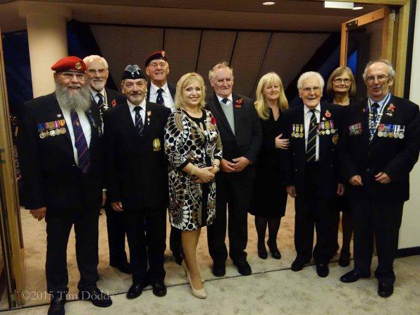 10-The Mayor with British Legion members