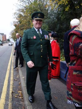 2-Pete Glover of South East Coast Ambulance Service