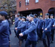 7-Air Force Cadets