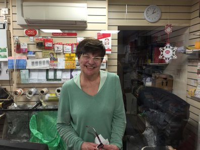 1-Julie's last day behind the counter