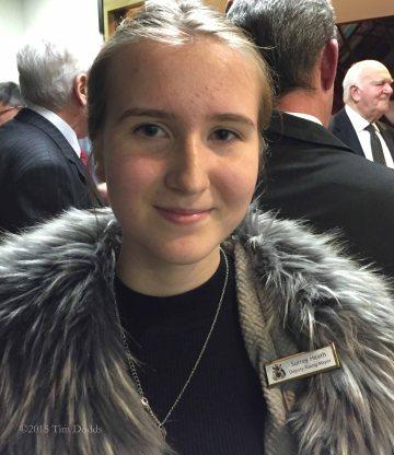6-Deputy Young Mayor Phoebe Evason