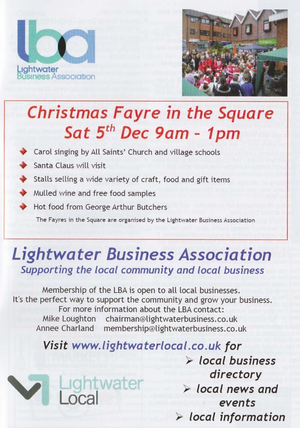 Christmas Fayre in the Square