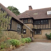 1-The west wing of Limnerslease house