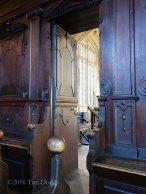 6-Door between The Divinity School and Convocation House