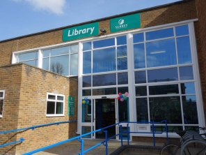1-Camberley Library