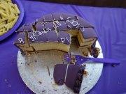 2-Opening day cake