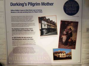 Dorking's Pilgrim Mother