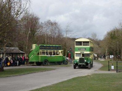 1-Vintage buses